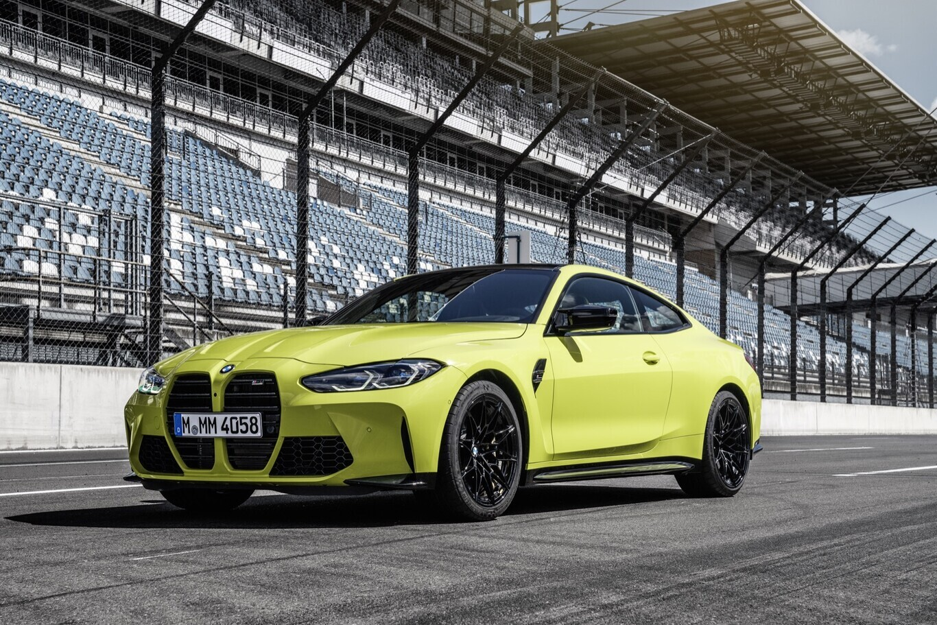 Nuevos BMW M3 Competition y M4 Competition Coupé