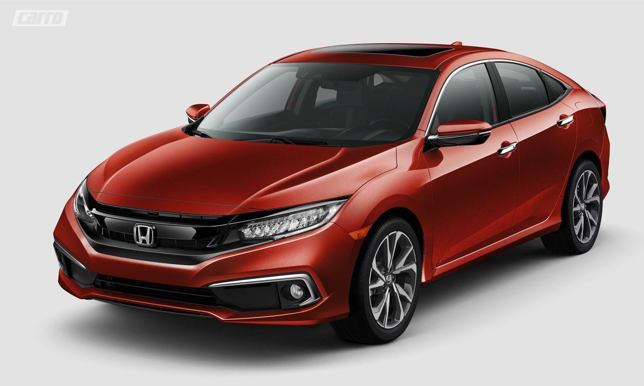 Te presentamos el último teaser oficial del Honda Civic 2021