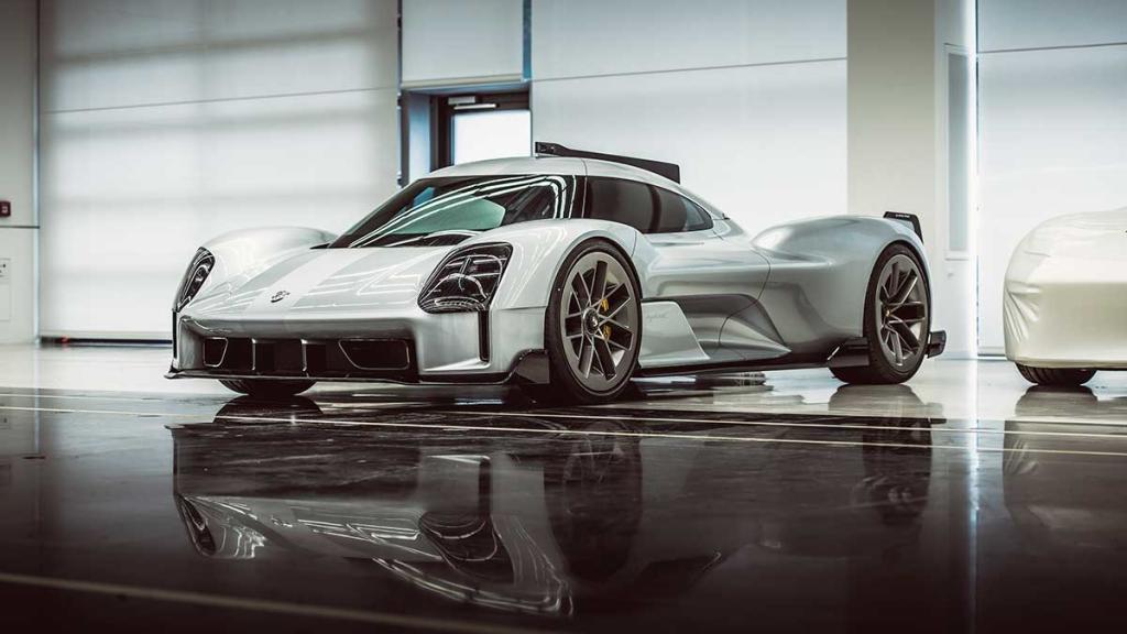 Porsche Unseen: los prototipos nunca vistos de Porsche