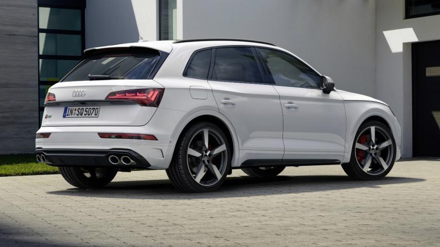 Audi amplia su gama con el SQ5 TDI 2021: más potente y llamativo