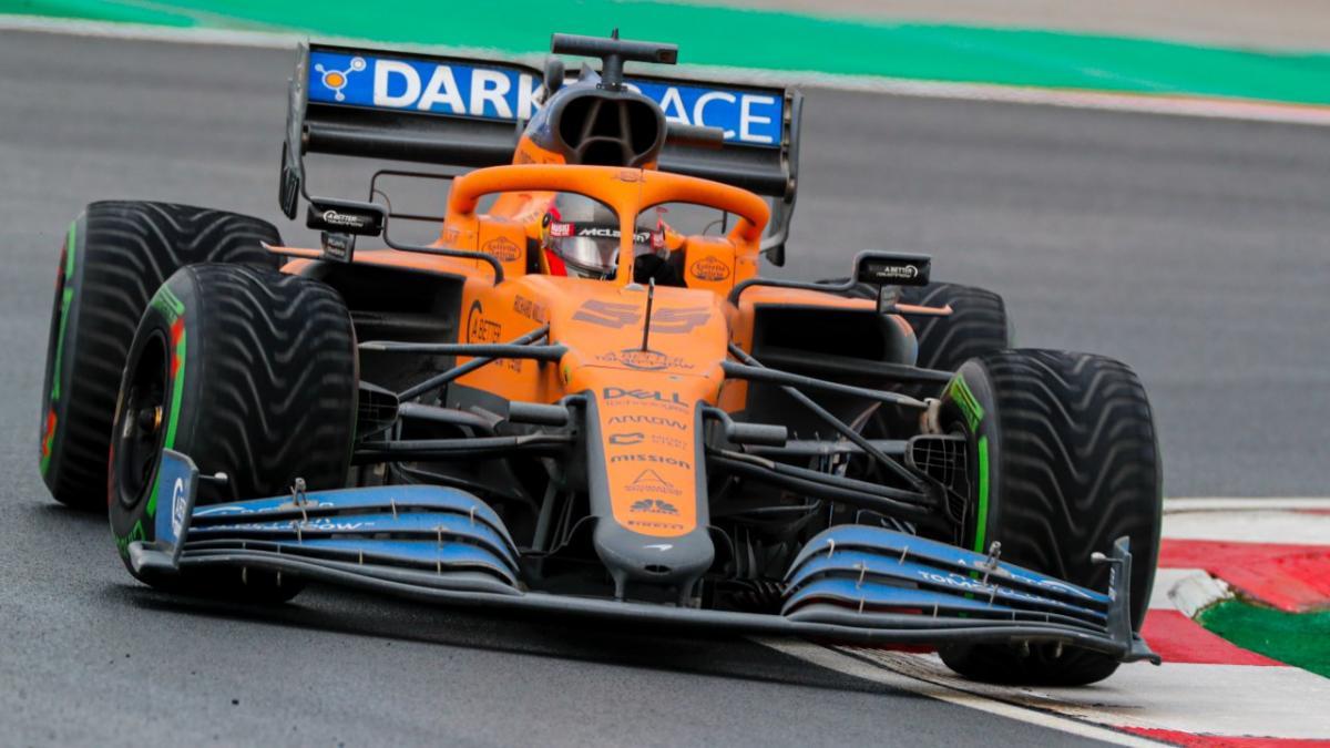 Carlos Sainz subió del puesto 15 al 5 en el Gran Premio de Turquía