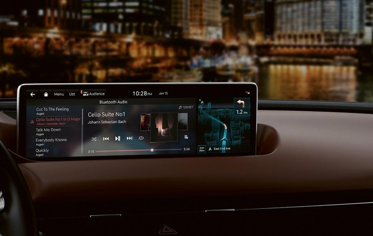 Hyundai y Kia llevarán de serie el último sistema de NVIDIA