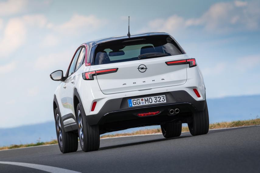 Opel Mokka GS Line, el más deportivo