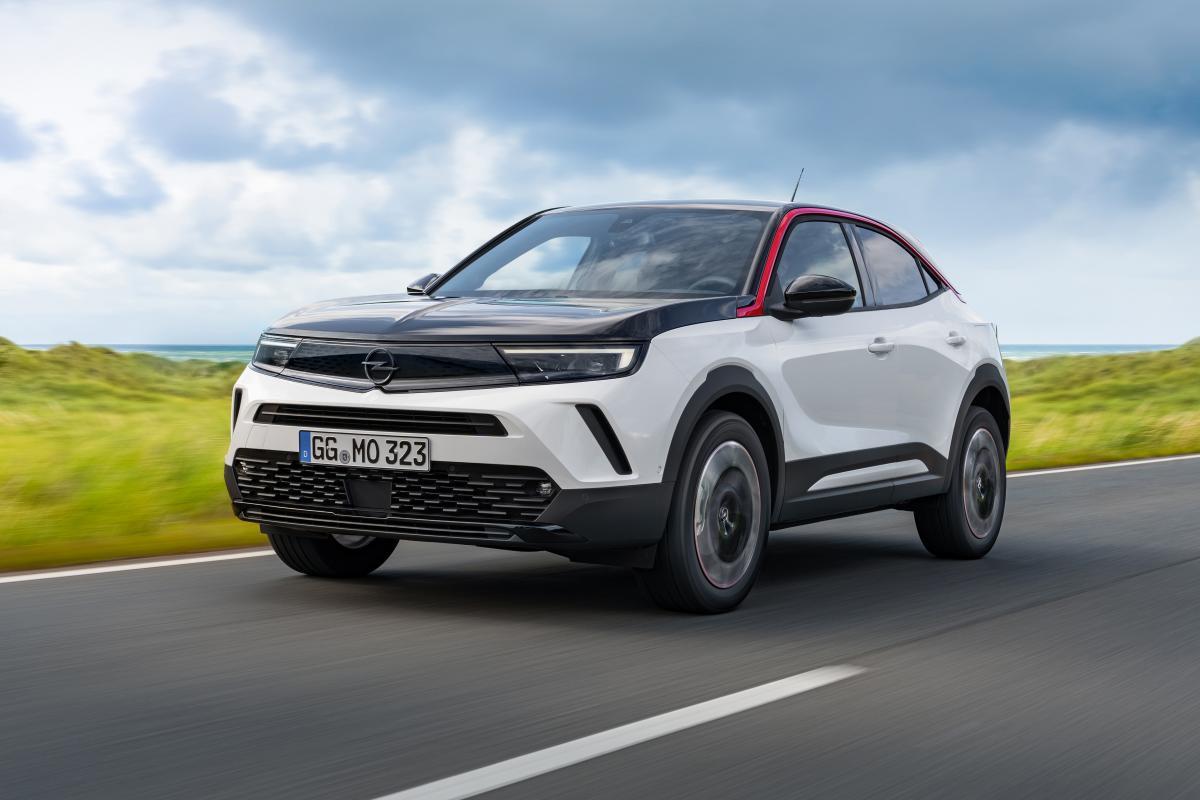 Nuevos niveles de equipamiento de los modelos Opel Mokka