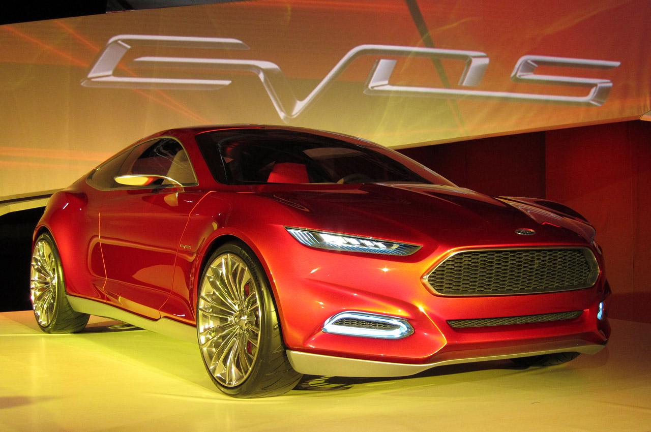 Ford Mondeo ya tiene alternativa: Evos llegará en 2022