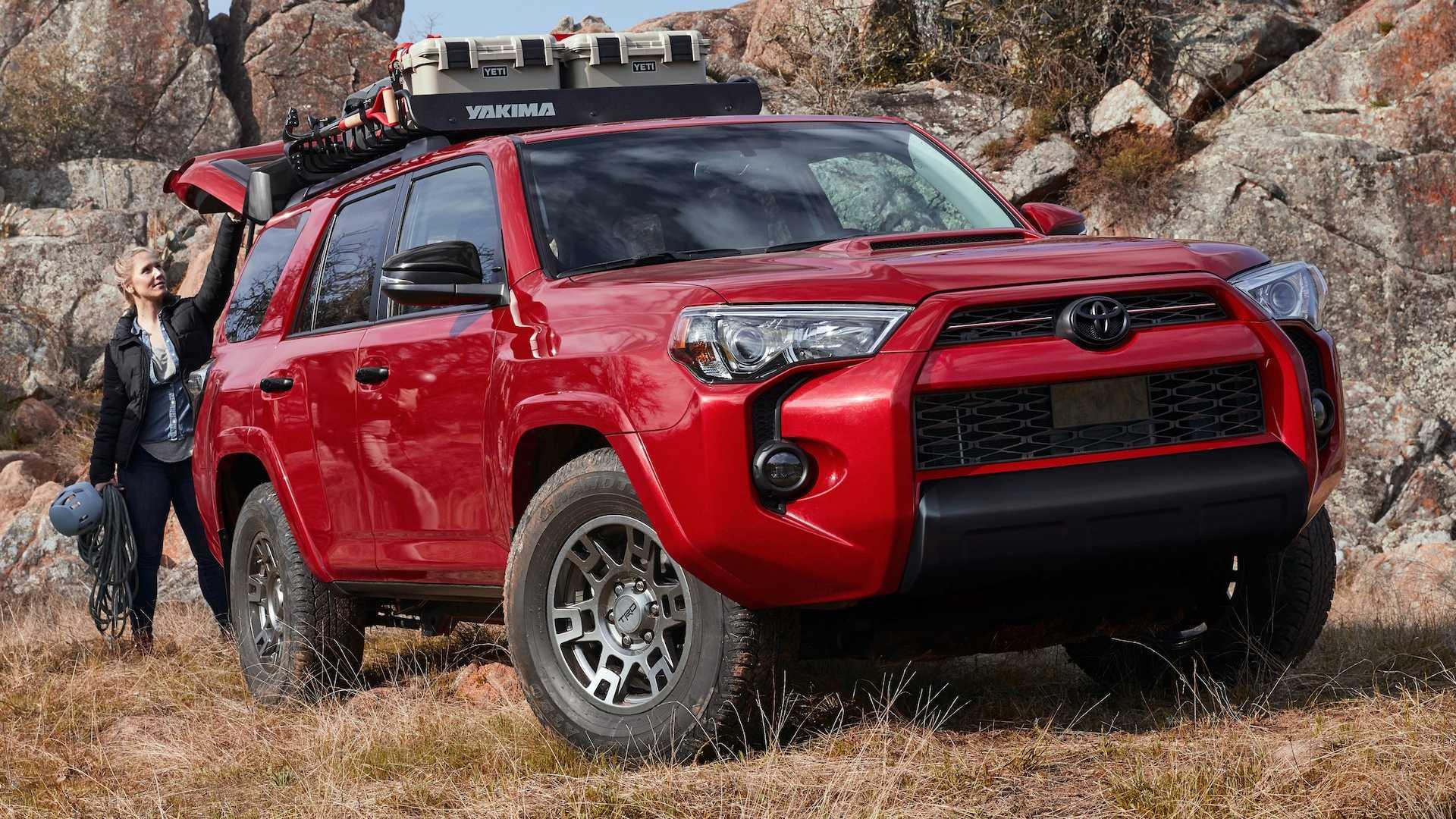 Exploramos la historia del Toyota 4Runner