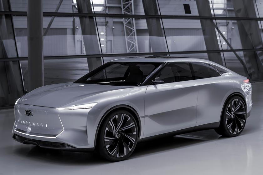 I-Power será el nuevo modelo eléctrico de Infiniti