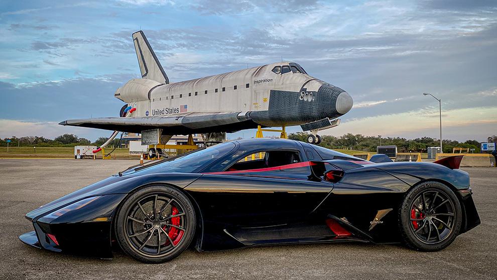 SSC Tuatara, se convierte en el carro más rápido del mundo