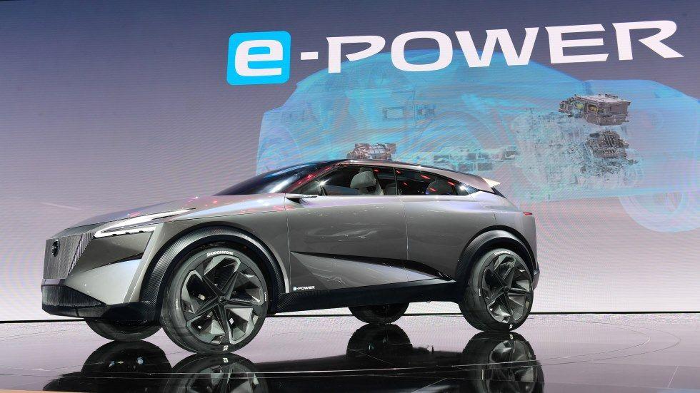 A partir de 2030, Nissan sólo fabricará automóviles eléctricos