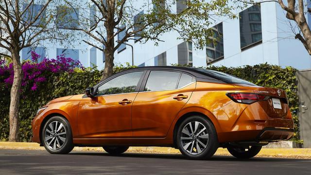 El nuevo Nissan Sentra es nombrado «Mejor Auto 2021»