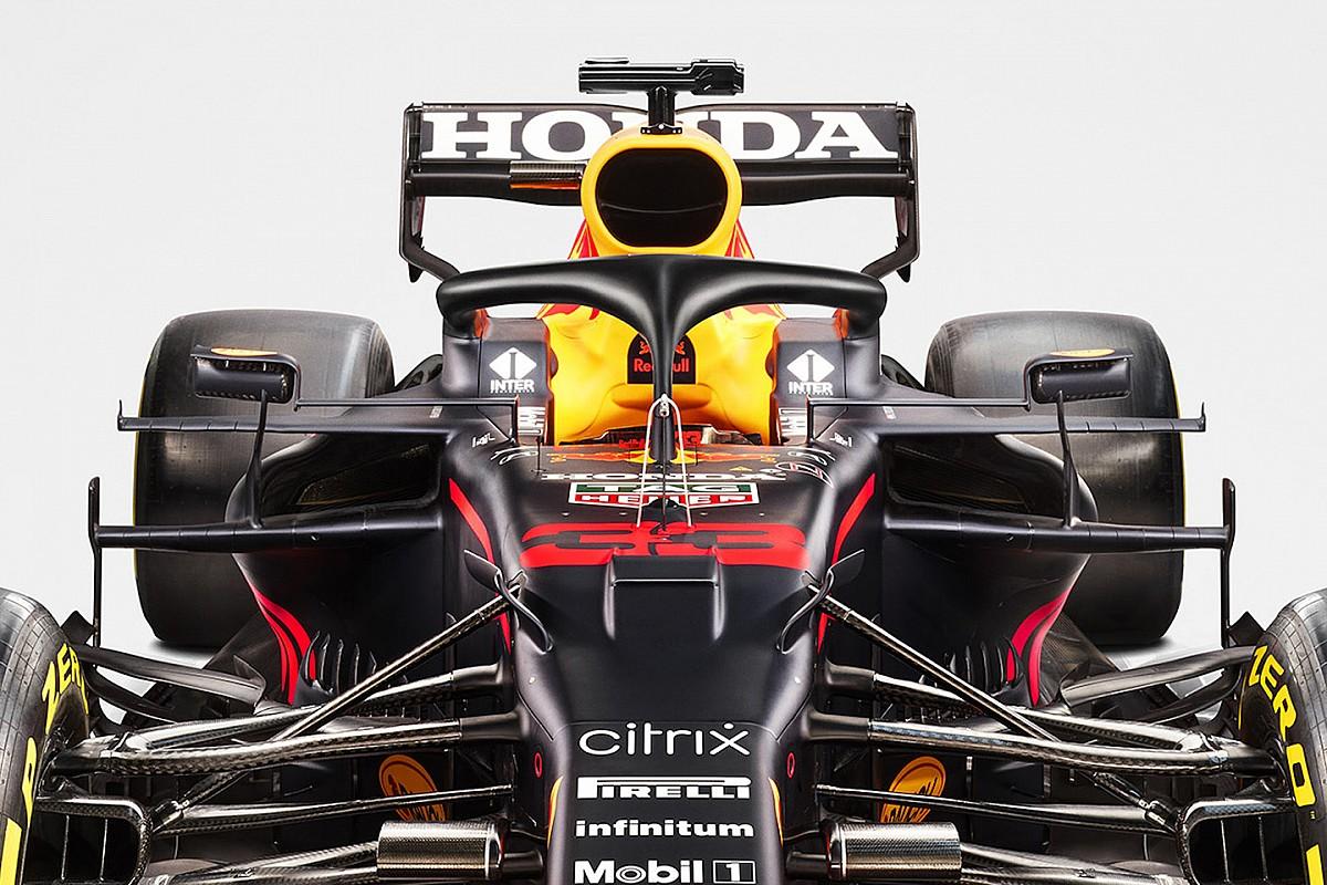 Red Bull presenta su nuevo auto de Fórmula 1, RB16B