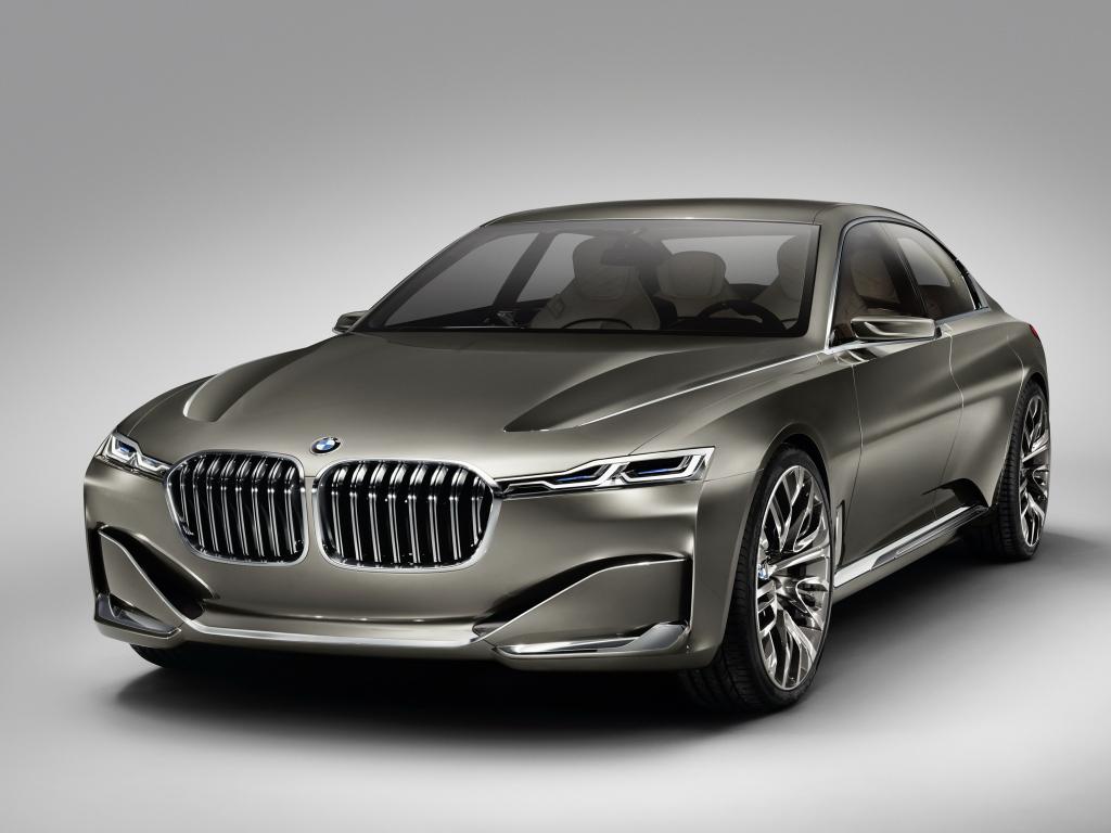 Nueva super berlina de BMW