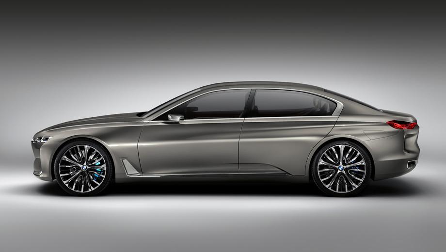 Así será la nueva super berlina de BMW en 2022