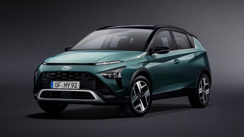 Hyundai Bayon: nuevo integrante de la familia SUV de Hyundai