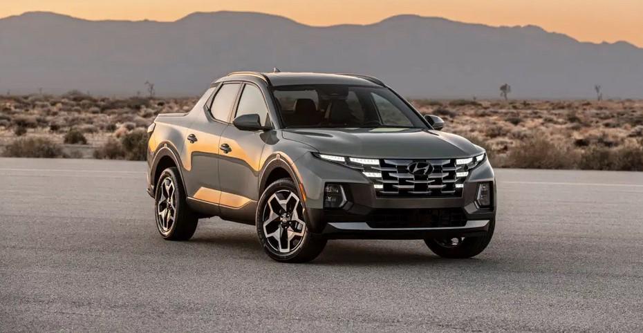 Hyundai Santa Cruz: evolución desde el concepto hasta la producción