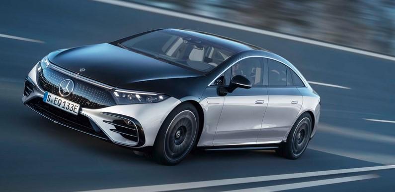 Mercedes-Benz EQS 2022 muestra verdadero significado del lujo