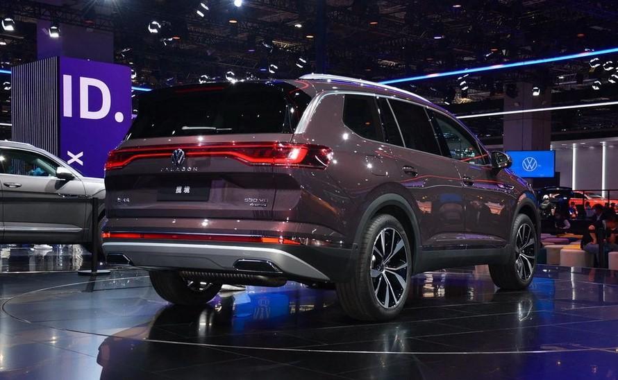 Volkswagen Talagon debuta como el SUV más grande del mundo