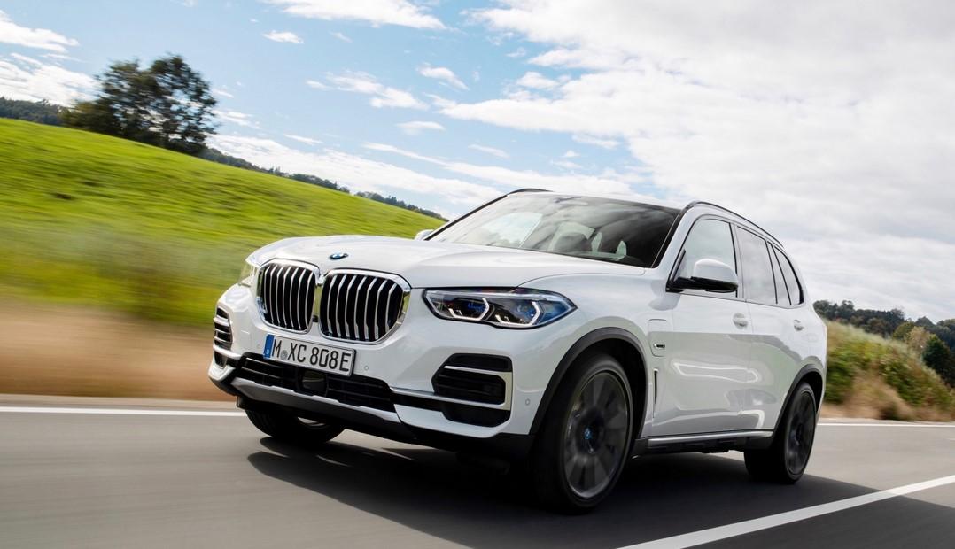 BMW X5 utilizará neumáticos de caucho natural de origen sostenible