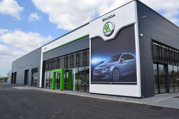 SKODA AUTO aumenta sus entregas y ganancias en primer trimestre 2021