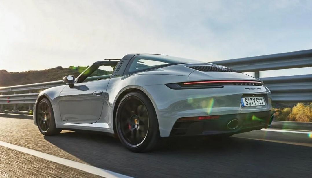 Lanzamiento del nuevo Porsche 911 GTS 2021 con 473 CV