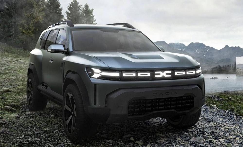 Dacia estrena identidad visual con nuevo logotipo y emblema