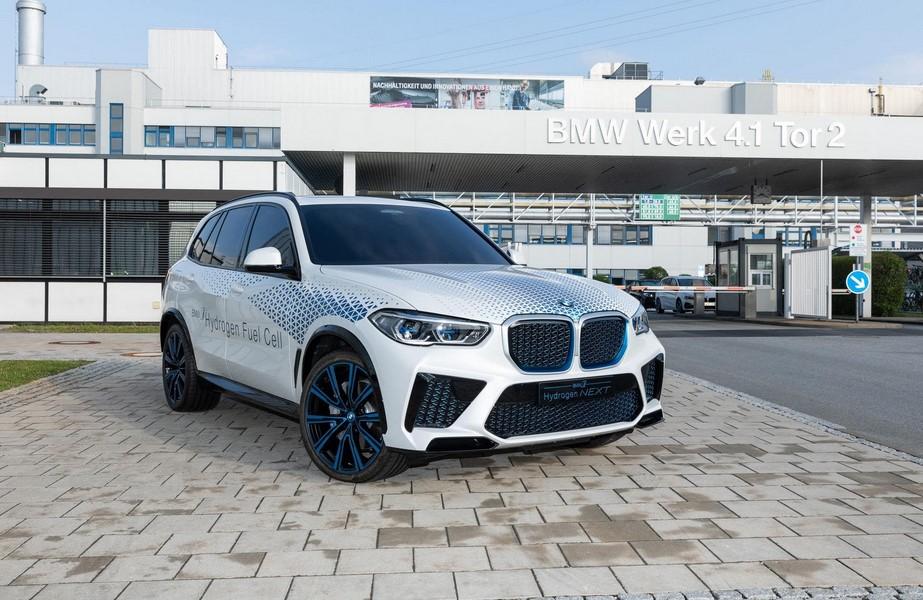 El SUV BMW i Hydrogen NEXT comienza las pruebas en el mundo real