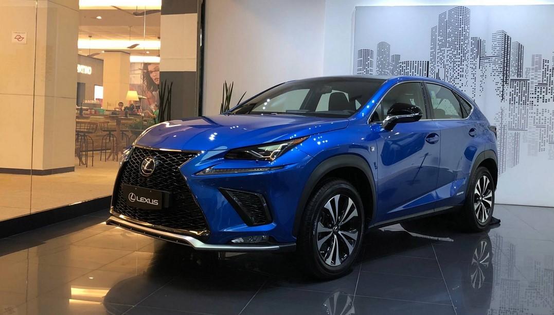 Llega el nuevo Lexus NX 2021, el primer híbrido enchufable de Lexus