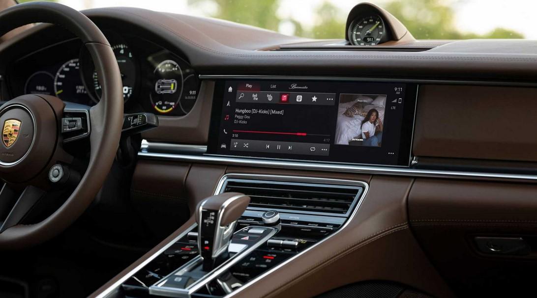 Porsche presenta sistema de infoentretenimiento de próxima generación