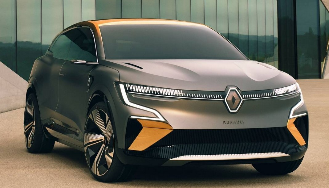 Renault Megane E-Tech Electrico