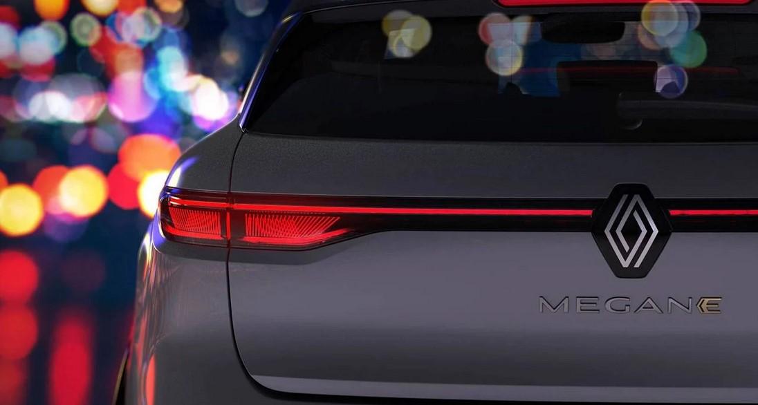 Nuevos prototipos 2022 Renault Megane E-Tech Electric salen a la luz