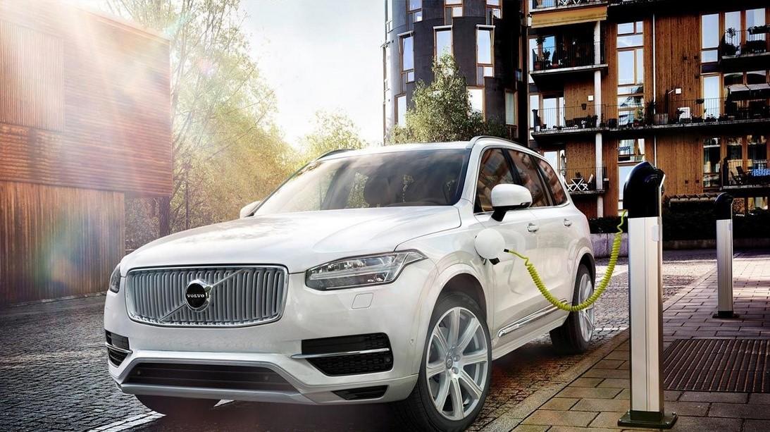 Los híbridos enchufables superan el 20% de las ventas de Volvo en EE.UU.