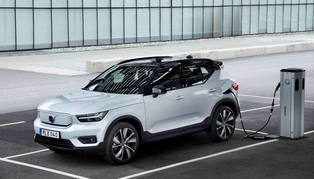 Volvo XC40 Recharge EV 2021: así es el nuevo SUV eléctrico