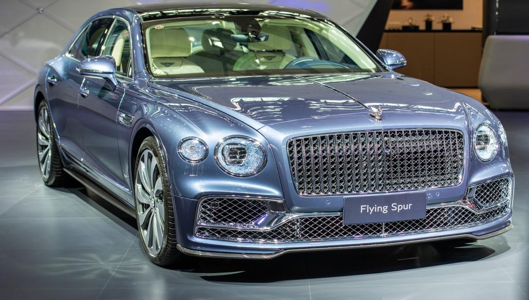 Llega el nuevo Bentley Flying Spur Hybrid con 536 CV