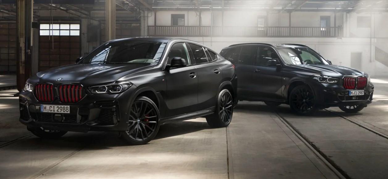 Se presentan las nuevas ediciones especiales de BMW X5, X6 y X7