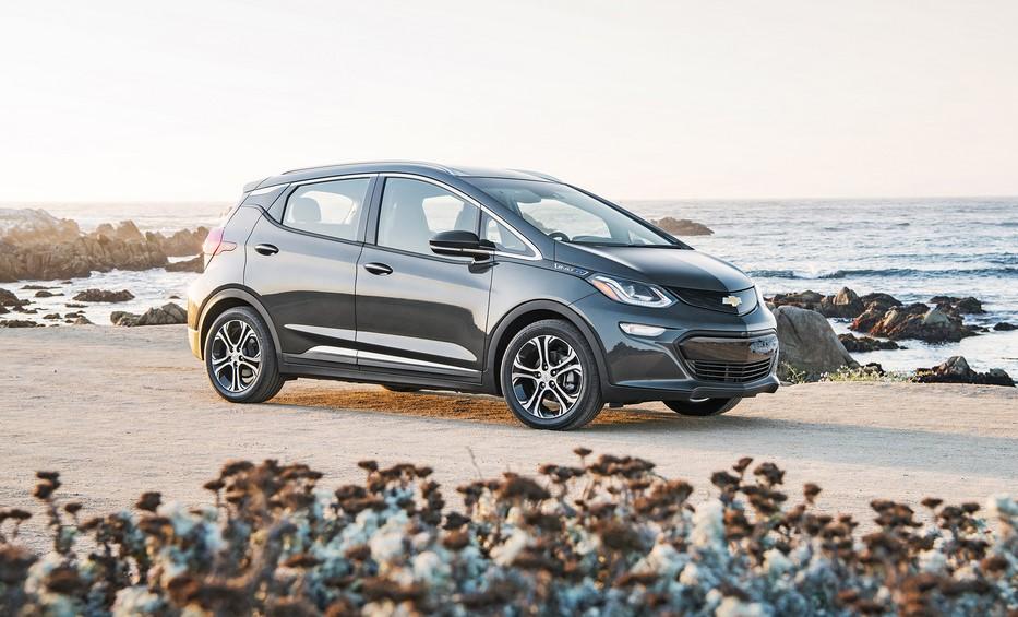 Chevrolet Bolt EV 2017-2019 retirado del mercado por problema de incendio de batería