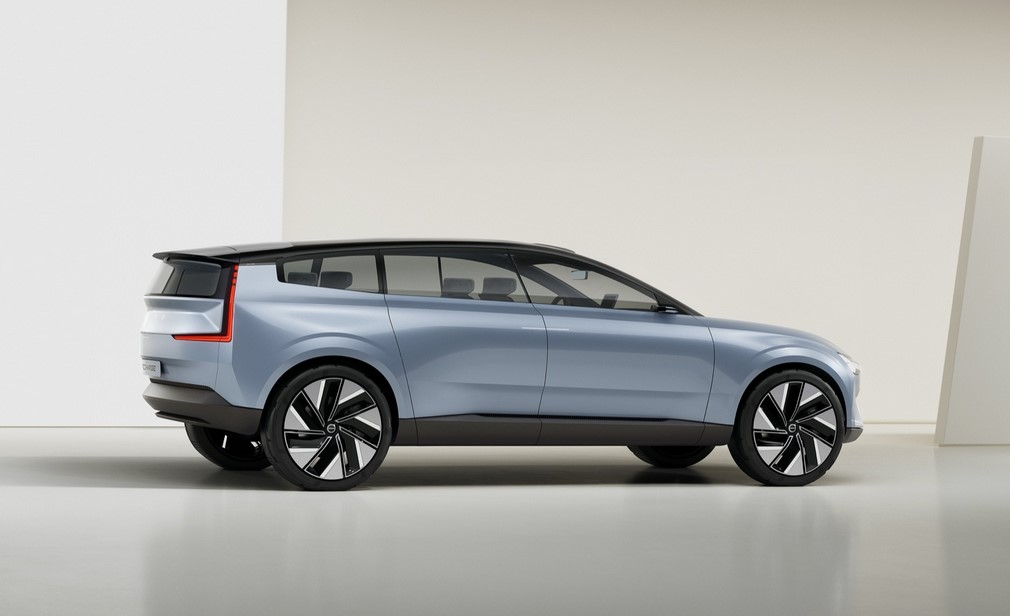 Volvo Concept Recharge, manifiesto hacia un futuro eléctrico puro