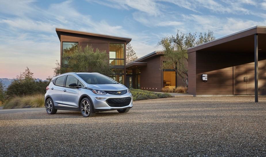 Reemplazo de batería defectuosa del GM Chevy Bolt EV brindará más alcance