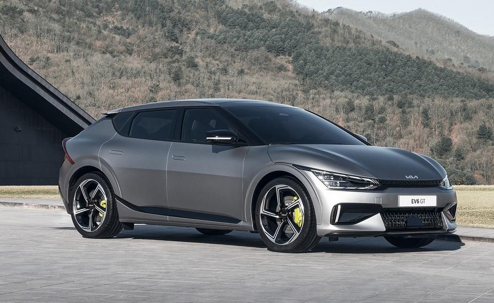 Kia EV6 será el primero de al menos otros dos SUV eléctricos para 2025
