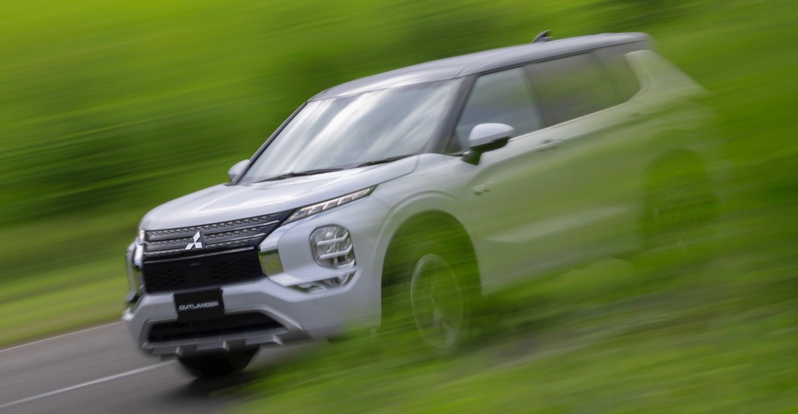 Mitsubishi Outlander PHEV 2022: adelanto de la versión híbrida enchufable